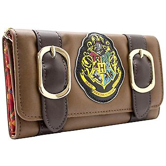 Warner Harry Potter Hogwarts Alumni ID & Card Tri-Fold Purse
