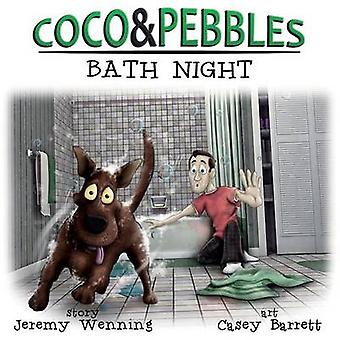 Coco and Pebbles Bath Night by Wenning & Jeremy