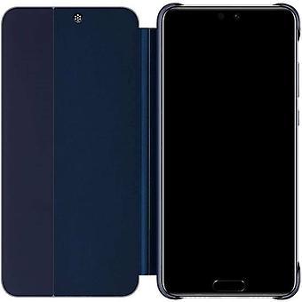 Smart View Flip Cover Huawei P20 - Blauw