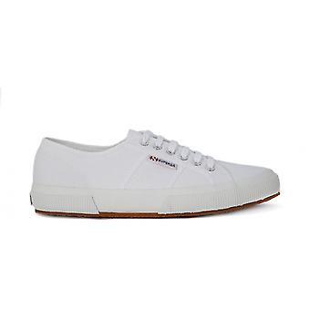 Superga Cotu White Classic 2750COT901 universella året kvinnor skor
