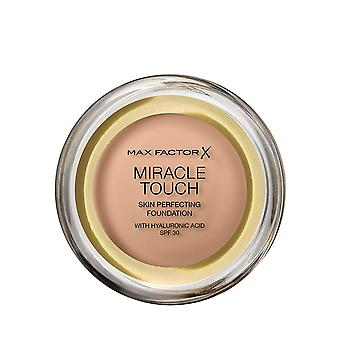 Max Factor Miracle Touch Skin Perfecting Foundation SPF30-75 Golden