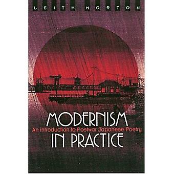 Modernisme dans la pratique, une Introduction à la poésie japonaise après-guerre par