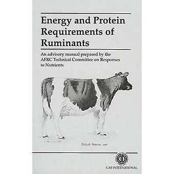 Energy and Protein Requirements of Ruminants by Geoffrey Alderman - 9