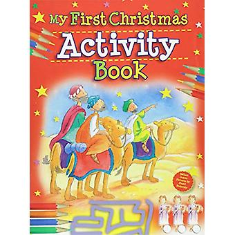 My First Christmas Activity Book by Bethan James - 9781788930031 Book