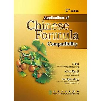 Applications of Chinese Formula Compatibility (2nd Revised edition) b