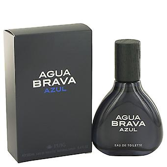 Puig Agua Brava Azul Eau De Toilette Spray 100ml/3.4oz