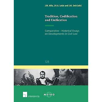 Tradition - Codification and Unification by Jan Lokin - MIchael Milo