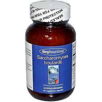 Saccharomyces boulardii 50 Veggie Caps-allergie onderzoeksgroep