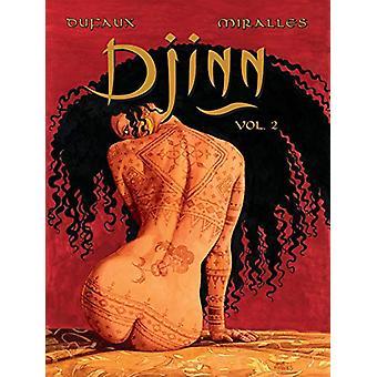 Djinn - Volume 2 by Jean Dufaux - 9781683837206 Book