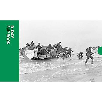 D-Day Flip Book by The Imperial War Museum - 9781912423057 Book