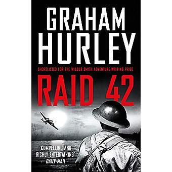 Raid 42 door Graham Hurley - 9781788547505 Boek