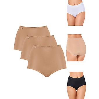 24/7 Microfibre 3 Pair Pack Maxi Briefs