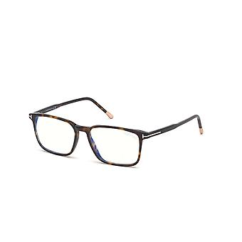 Occhiali Tom Ford TF5607-B 052 Dark Havana