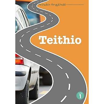 Cyfres Archwilio'r Amgylchedd - Teithio by Mererid Hopwood - 978178390