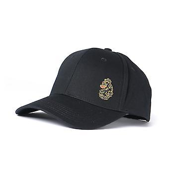 Luke 1977 88 Skate Logo Cap - Black