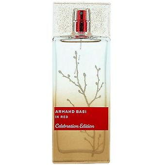Armand Basi - In Red Celebration - Eau De Toilette - 100ML