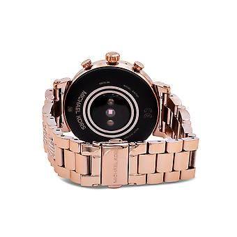 Michael Kors Gen 4 Sofie HR Rose Gold-Tone Smartwatch MKT5066