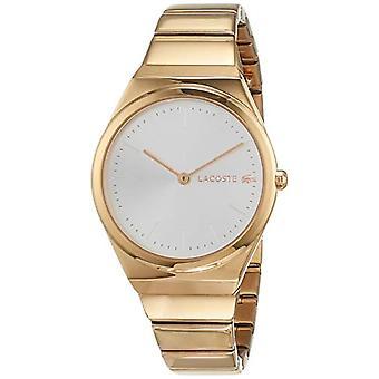 لاكوست ساعة امرأة المرجع. 2001055