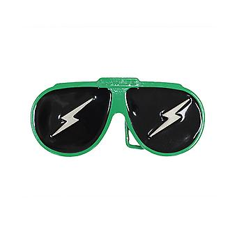 Lowlife Shades Buckle in Dark Green
