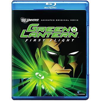 Green Lantern - First Flight [BLU-RAY] USA import
