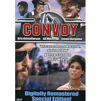 Convoy [DVD] USA import