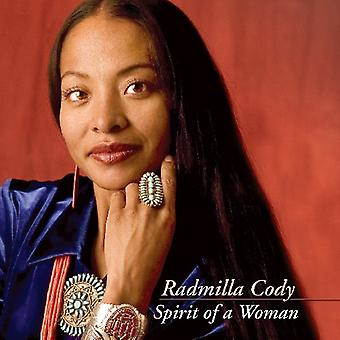 Radmilla Cody - Spirit of a Woman [CD] USA import