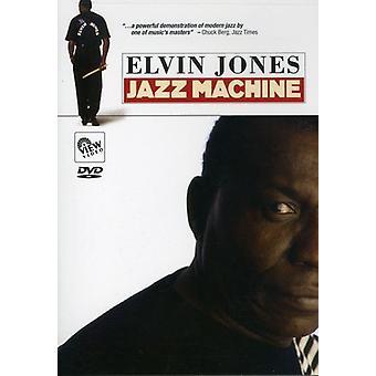 Elvin Jones - Jazz Machine [DVD] USA import