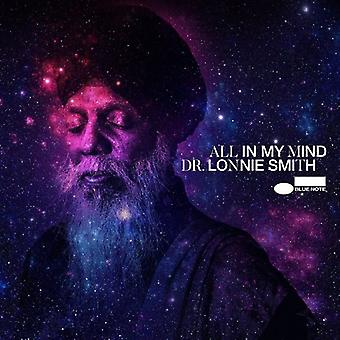 Lonnie Dr Smith - All in My Mind [CD] USA import