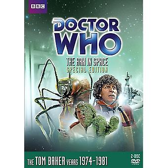 Doctor Who - Ark in Space [DVD] USA import