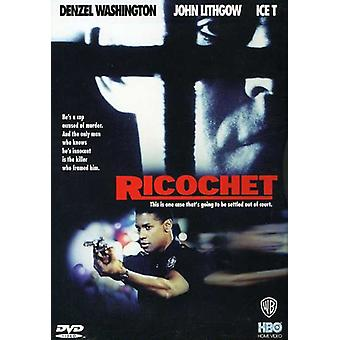 Ricochet [DVD] USA import