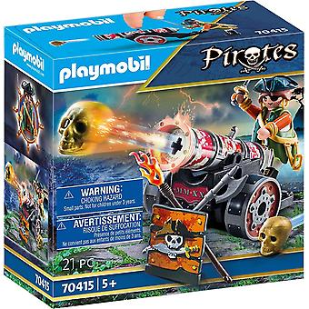 Playmobil 70415 Pirate Pirate med kanon