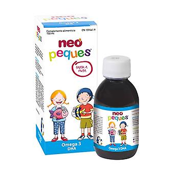 NeoPeques Omega 3 Children's Siroop 150 ml