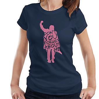 Frukostklubben dont glömma mig kvinnor ' s T-shirt