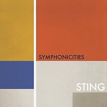 Sting - Symphonicities [Vinyl] USA import