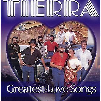 Tierra - Greatest Love Songs [CD] USA import