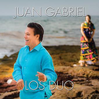 Juan Gabriel - Los Duo [CD] USA import