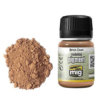 Ammo by Mig Pigments - Brick Dust
