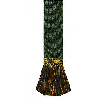 House of Cheviot Garter Ties Garter Ties ~ Spruce & Ochre