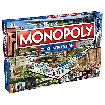 Colchester Monopoly Board Game