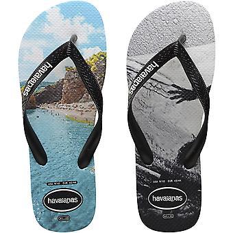 Havaianas Top Photoprint Mens Flip Flops