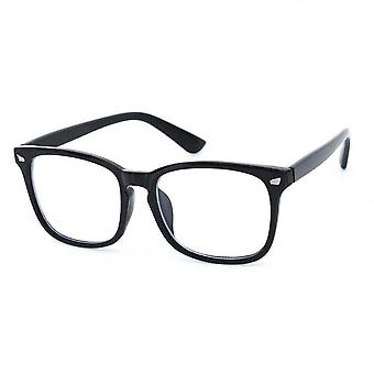 Anti Blue Light glasses with blue light filter - black