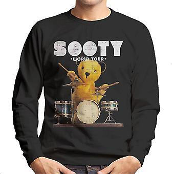 Sooty World Tour Drums Men's Sweatshirt