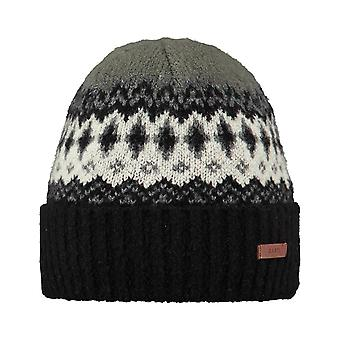Barts Gregoris Beanie in Black