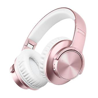B8 Bluetooth 5.0 Headphones, 40h Play Time, Touch Control Wireless Headphone