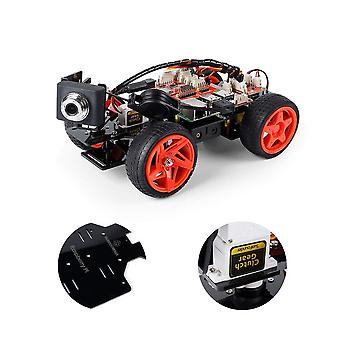 Sun Founder Fernbedienung Roboter Kit für Raspberry Pi Smart Video Car, Kit V2.0
