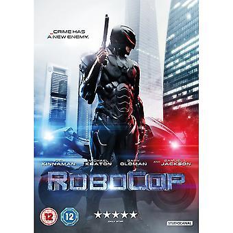 Robocop DVD (2014)
