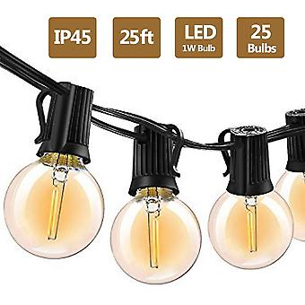 Led String Lichter Vintage LED Glühbirne, Ip45 wasserdicht Indoor Outdoor Licht String