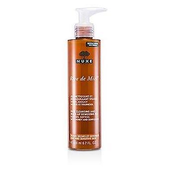 Reve De Miel Face Cleansing & Makeup Removing 200ml or 6.7oz