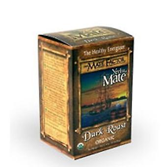 The Mate Factor Dark Roast Tea, 20 Bag