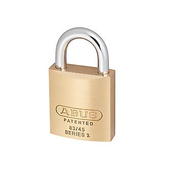 ABUS 83/45mm Brass Body Padlock Carded ABU8345C